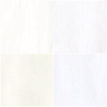パーソナルカラーシーズン別のホワイト(白)/スプリング・アイボリー、サマー・オフホワイト、オータム・エクリュ、ウィンター・スノーホワイト