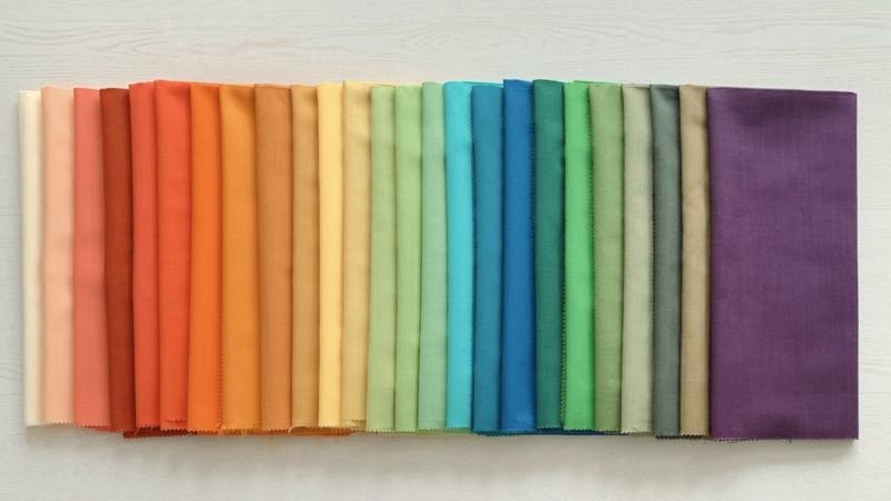 パーソナルカラーオータムのドレープ画像