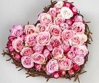 恋愛や愛情のピンク