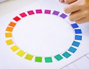 色彩検定の内容はビジュアルで記憶するのもおすすめです